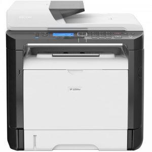 پرینتر چندکاره لیزری ریکو مدل SP 325SNw Ricoh SP 325SNw Multifunction Laser Printer