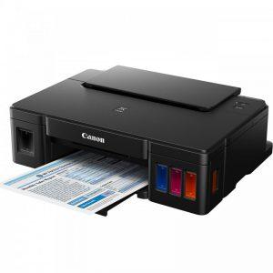 پرینتر جوهرافشان مخصوص چاپ عکس کانن مدل PIXMA G1400 Canon PIXMA G1400 Inkjet Photo Priner