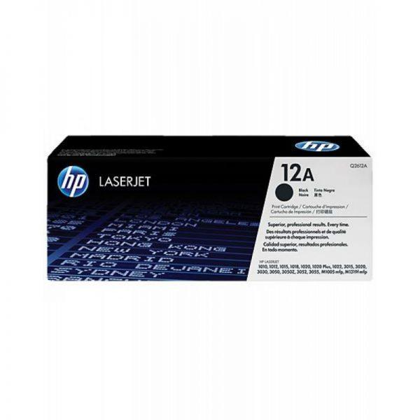 تونرکارتریج HP-12A