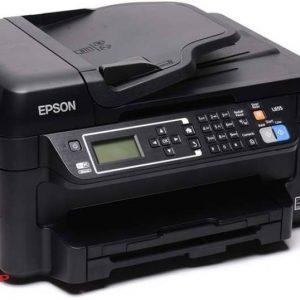پرینتر چندکاره جوهرافشان اپسون مدل L655 Epson L655 Multifunction Inkjet Printer