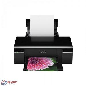 پرینتر اپسون استایلوس تی ۶۰ مناسب برای چاپ عکس Epson Stylus Photo T60 Photo Printer