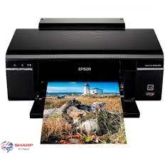 پرینتر اپسون استایلوس پی ۵۰ مناسب برای چاپ عکس Epson Stylus Photo P50 Photo Printer