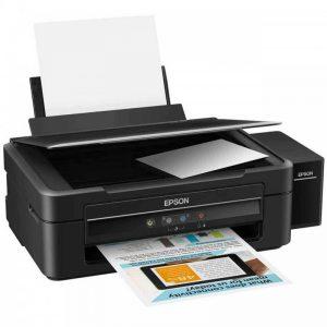 پرینتر چندکاره جوهر افشان اپسون مدل L360 Epson L360 Multifunction Inkjet Printer