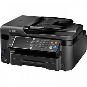 پرینتر چندکاره جوهرافشان اپسون مدل WorkForce WF-3620 Epson WorkForce WF-3620 Multifunction Inkjet Printer
