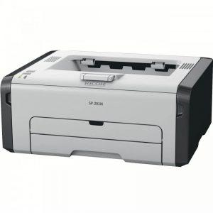 پرینتر لیزری ریکو مدل SP 201N Ricoh SP 201N Laser Printer