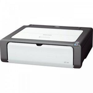 پرینتر لیزری ریکو مدل Aficio SP 100 Ricoh Aficio SP 100 Laser Printer