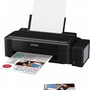 پرینتر جوهر افشان اپسون مدل L300 Epson L300 Inkjet Printer