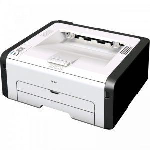 پرینتر لیزری ریکو مدل SP 211 Ricoh SP 211 Laser Printer