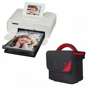 پرینتر بی سیم کانن مدل SELPHY CP1200 به همراه ۱ عدد کیف Canon SELPHY CP1200 Wireless Printer With1 bag