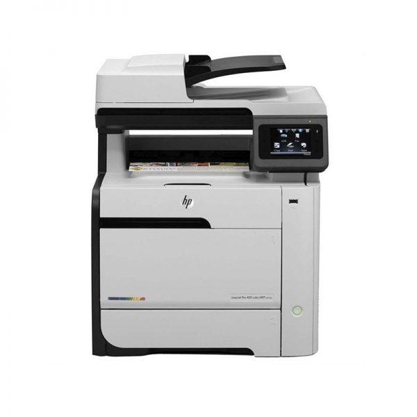 اچ پی لیزرجت پرو 400 کالر MFP M475dw HP LaserJet Pro 400 color MFP M475dw Multifunction Laser Printer