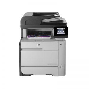 اچ پی لیزرجت پرو 400 کالر ام اف پی ام 475 دی ان HP LaserJet Pro 400 color MFP M475dn Multifunction Laser Printer