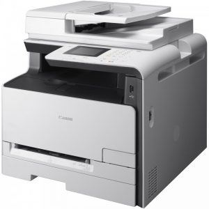 پرینتر چندکاره لیزری رنگی کانن مدل i-SENSYS MF628Cw Canon i-SENSYS MF628Cw Color Multifunction Laser Printer