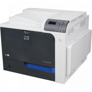 پرینتر لیزری رنگی اچ پی مدل LaserJet Enterprise CP4025dn HP Color LaserJet Enterprise CP4025dn Printer