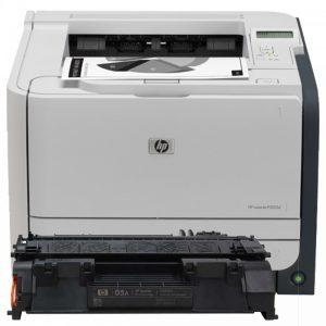 پرینتر لیزری اچ پی مدل LaserJet P2035 به همراه یک تونر اضافه HP LaserJet P2035 Laser Printer with 1 Extra Toner