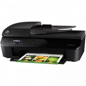 پرینتر جوهر افشان چند کاره اچ پی مدل Officejet 4630 HP Officejet 4630 Multifunction Inkjet Printer