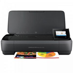 پرینتر جوهرافشان اچ پی مدل OfficeJet 252 Mobile HP OfficeJet 252 Mobile Inkjet Printer