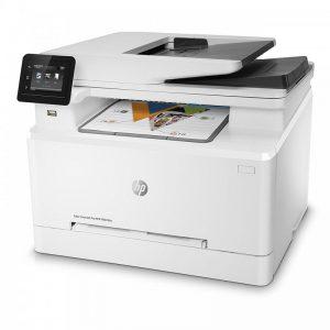پرینتر رنگی لیزری اچ پی مدل LaserJet Pro MFP M281fdw HP Color LaserJet Pro MFP M281fdw