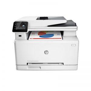 پرینتر چندکاره لیزری رنگی اچ پی مدل LaserJet Pro MFP M277N HP Color LaserJet Pro MFP M277N Multifunction Laser Printer
