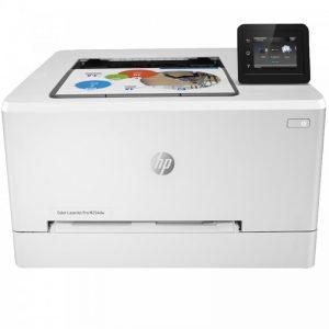 پرینتر لیزری رنگی اچ پی مدل LaserJet Pro M254dw HP LaserJet Pro M254dw Color Laser Printer