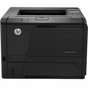 پرینتر لیزری اچ پی مدل LaserJet Pro 400 M401a HP LaserJet Pro 400 M401a Printer