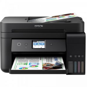 پرینتر چندکاره جوهرافشان اپسون مدل ECOTANK ITS L6190 Epson ECOTANK ITS L6190 Multifunction Inkjet Printer