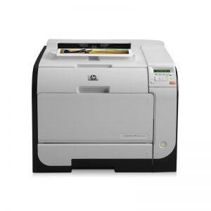 پرینتر لیزری رنگی اچ پی LaserJet Pro400 M451dn HP LaserJet Pro 400 M451dn Color Laser Printer