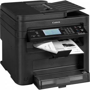 پرینتر لیزری چهار کاره کانن مدل i-SENSYS MF229dw Canon i-SENSYS MF229dw Printer Multifunction Laser Printer