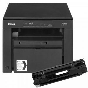پرینتر لیزری کانن مدل i-Sensys MF3010 به همراه یک تونر اضافه Canon Laser Printer i-Sensys MF3010