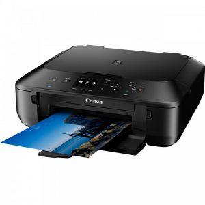 پرینتر چندکاره و مخصوص چاپ عکس کانن مدل PIXMA MG5740 Canon PIXMA MG5740 Multifunction Photo Printer