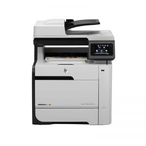اچ پی لیزرجت پرو 300 کالر MFP M375nw HP LaserJet Pro 300 color MFP M375nw Multifunction Laser Printer