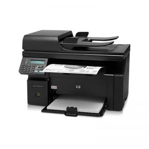 اچ پی لیزر جت پرو ام 1212 ان اف HP LaserJet Pro M1212NF Multifunction Laser Printer