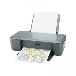 پرینتر اچ پی دسک جت 1000 HP Deskjet 1000 Inkjet Printer