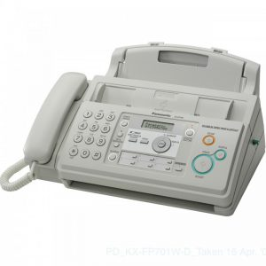 فکس پاناسونیک FP-701CX Panasonic FP-701CX FAX