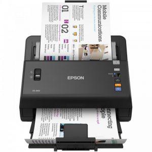 اسکنر حرفهای اسناد اپسون مدل WorkForce DS-860 Epson WorkForce DS-860 Color Document Scanner