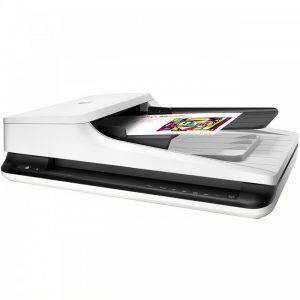 اسکنر تخت اچ پی مدل ScanJet Pro 2500 f1 HP ScanJet Pro 2500 f1 Flatbed Scanner