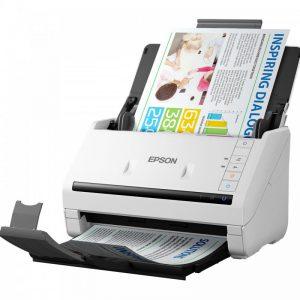 اسکنر حرفهای اسناد اپسون مدل DS-530 Epson DS-530 Color Duplex Document Scanner