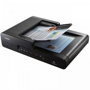 اسکنر حرفهای اسناد کانن مدل imageFORMULA DR-F120 Canon imageFORMULA DR-F120 Document Scanner