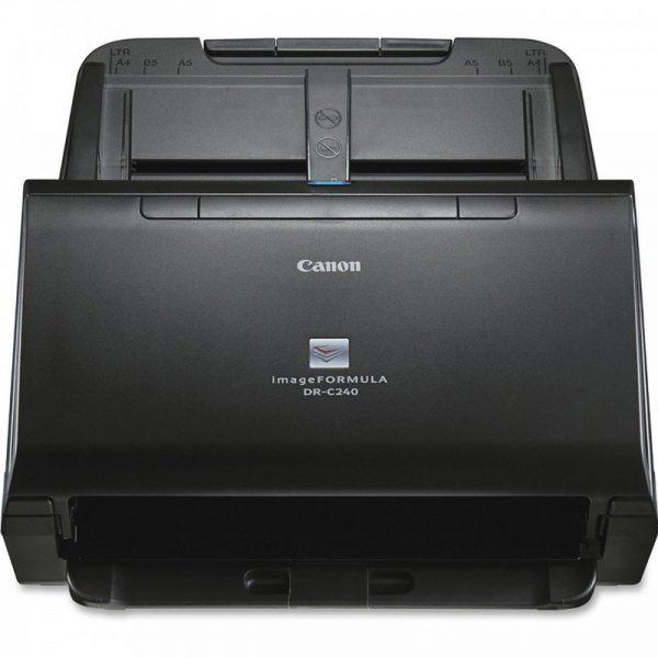 اسکنر اسناد کانن مدل imageFORMULA DR-C240 Office Document Scanner Canon imageFORMULA DR-C240 Office Document Scanner