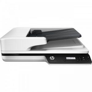 اسکنر تخت اچ پی مدل ScanJet Pro 3500 f1 HP ScanJet Pro 3500 f1 Flatbed Scanner