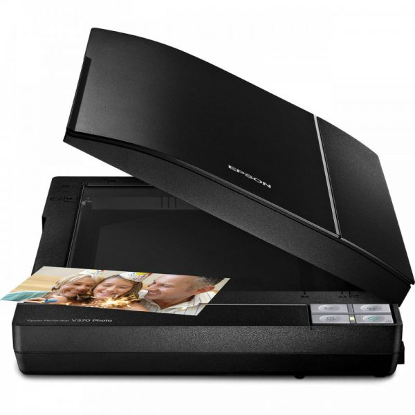 اسکنر اپسون مدل Perfection V370 Epson Perfection V370 Photo Scanner