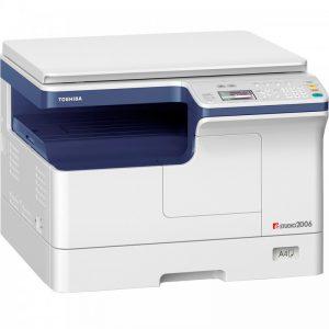 دستگاه کپی دوروی توشیبا مدل Es-2006 Toshiba Es-2006 Photocopier Duplex Radf