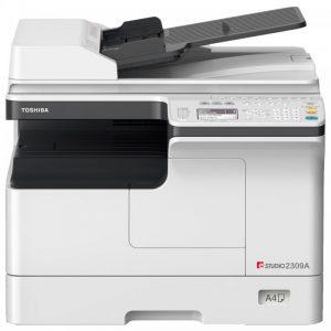 دستگاه کپی چاپ دوروی توشیبا مدل e-STUDIO 2309A Toshiba e-STUDIO 2309A Photo Coppier Duplex Radf