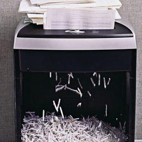1975paper shredder machine2 280x280 - ترمیم اسناد بعد از استفاده از کاغذ خردکن
