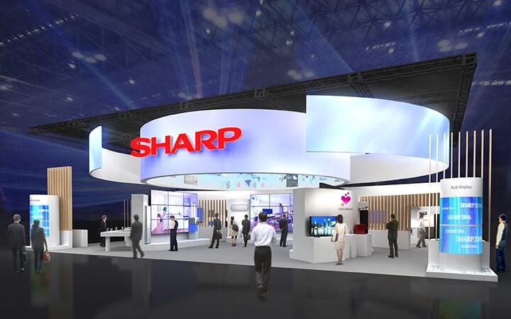 sharp namayandegi - نمایندگی شارپ