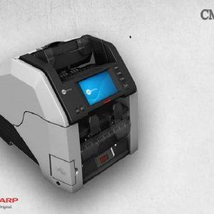 دستگاه سورتر اسکناس مدل CM100V