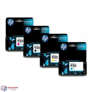کارتریج جوهرافشان اچ پی چهار رنگ HP-131A (pro200-276)