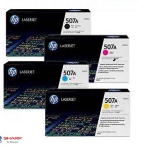 کارتریج تونر اچ پی چهار رنگ HP-507A (Pro500)