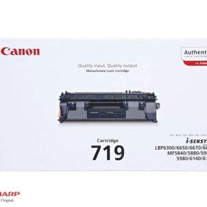 کارتریج تونر کانن Canon 719
