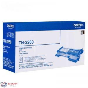 کارتریج تونر برادر Brother TN-2260