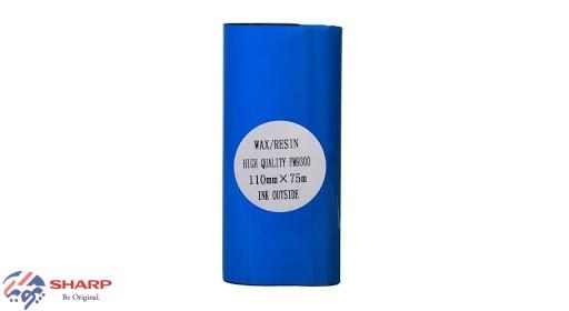 ریبون وکس/رزین Wax/Resin Ribbon 75*110